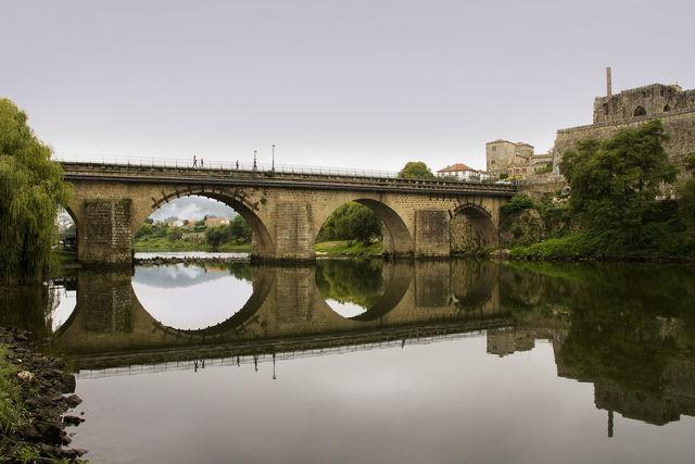 Ponte de Barcelinhos Barcelos Noord-Portugal
