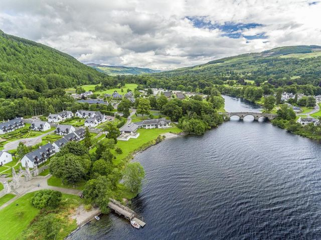 Aberfeldy Schotland