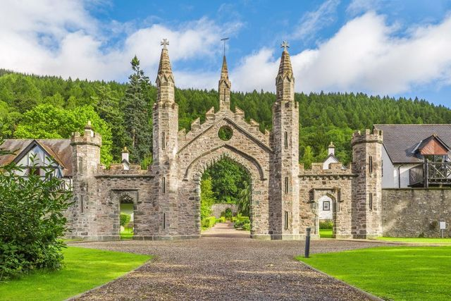 Kenmore Club Aberfeldy Schotland
