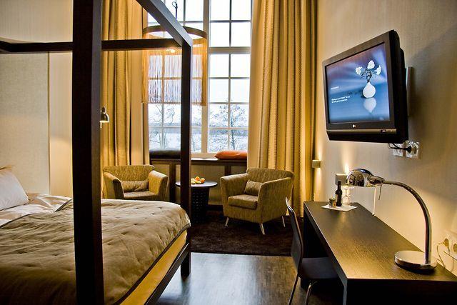 Nääs Fabriker Hotel Tollered kamer