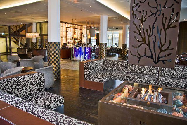 Nääs Fabriker Hotel Tollered lobby