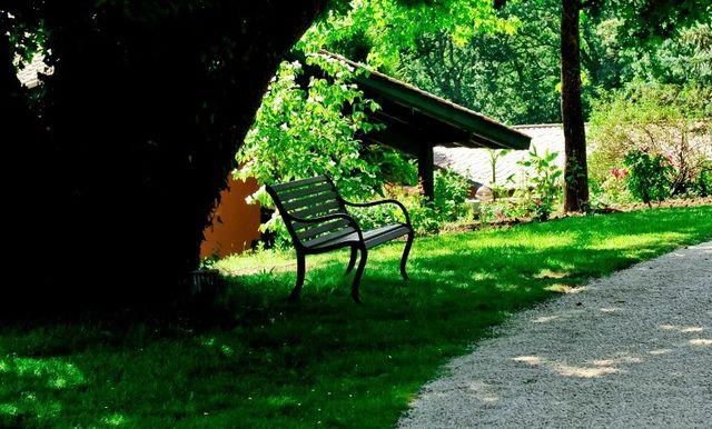 Les Freres Ibarboure Bidart tuin