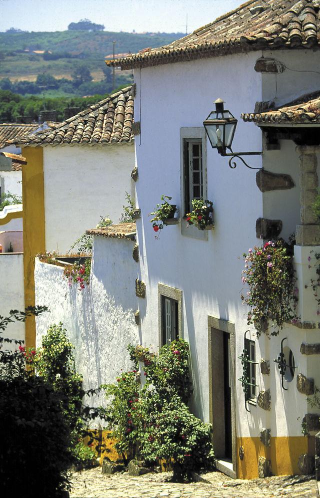 Huis Obidos Beiras Portugal