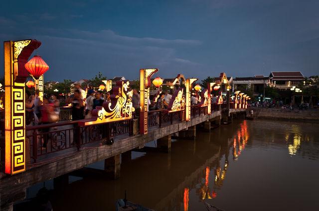 Hoi An Binnenstad Vietnam
