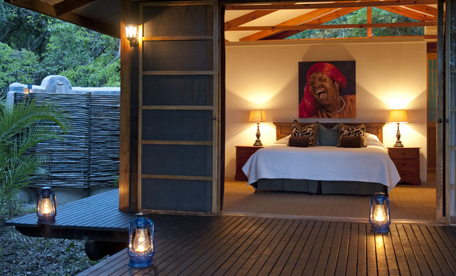 Rondreis Zuid-Afrika Makakatana Lodge