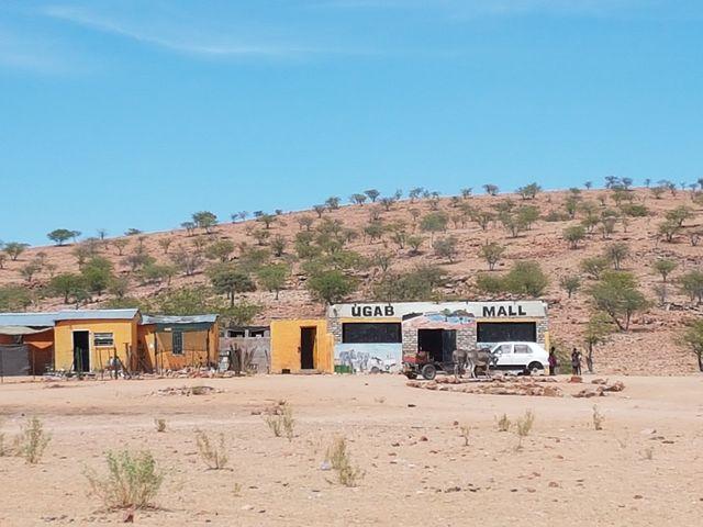 Rondreis Namibie, Damaraland