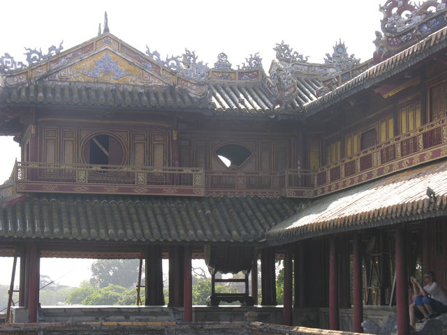 Keizerlijk paleis Hue Vietnam