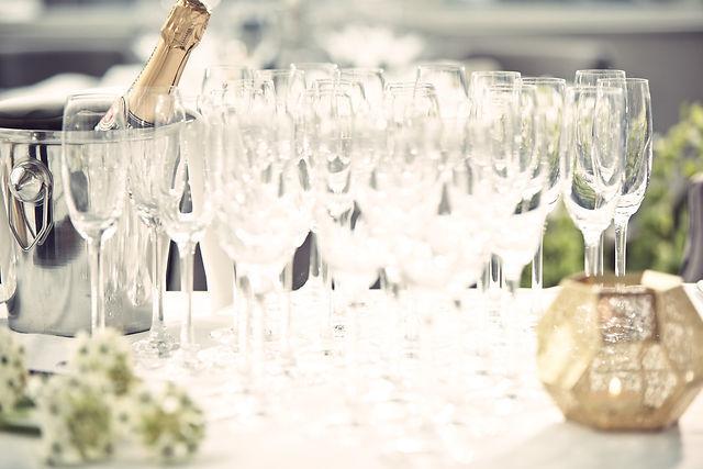 Nääs Fabriker Hotel Tollered champagne