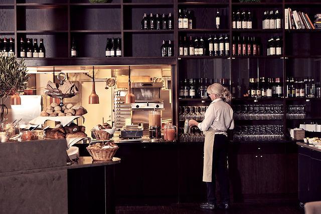 Nääs Fabriker Hotel Tollered bar