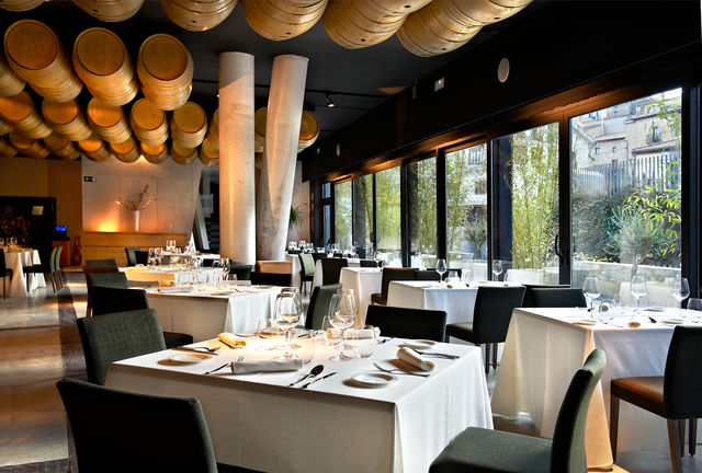 Viura Villabuena de Alava restaurant