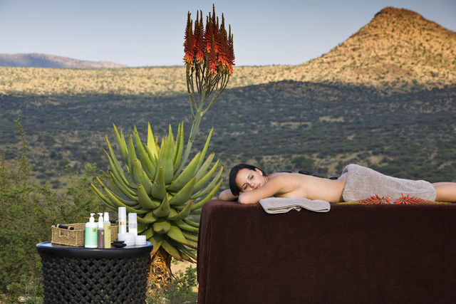 Rondreis Namibie Gocheganas wellness