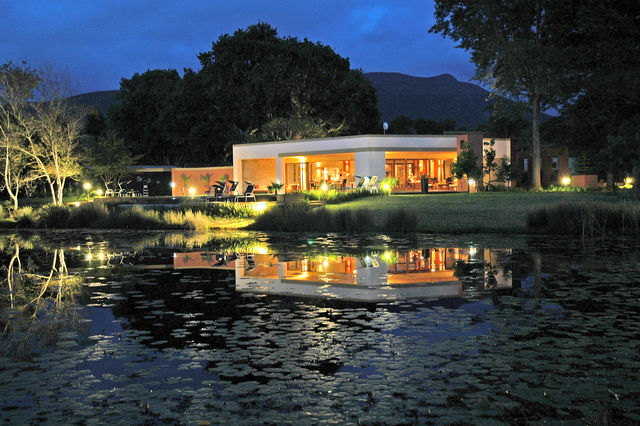 Lily Pond Country Lodge Plettenberg Zuid-Afrika