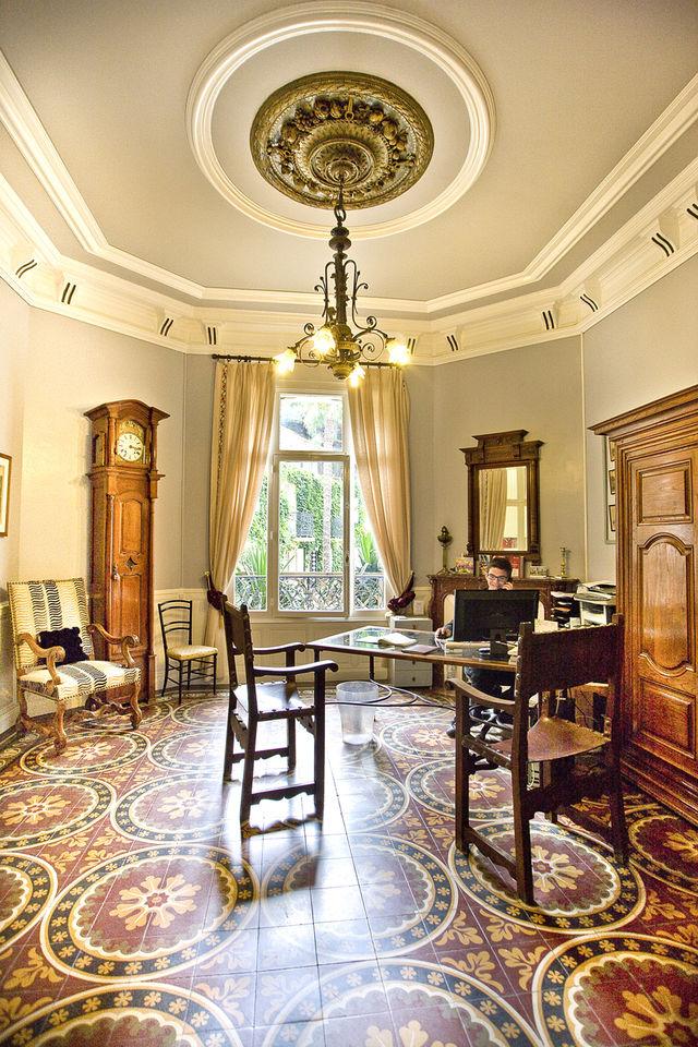 Casa Païral Collioure bureau