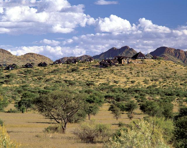 Rondreis Namibie Gocheganas the lodge