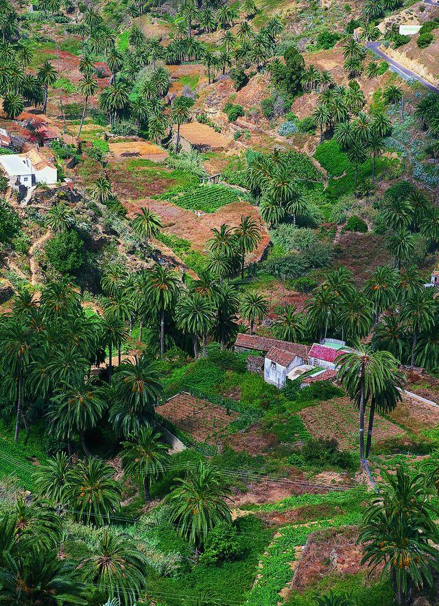 Rondreis Islandhoppen Canarische Eilanden La Gomera Valle Hermosa