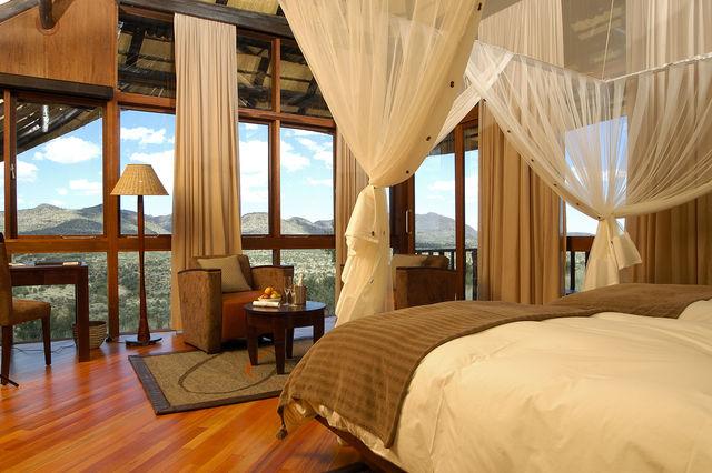 Rondreis Namibie Gocheganas elegant suite
