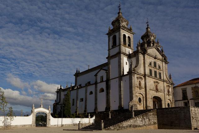 Mosteiro de Tibães Braga Noord-Portugal