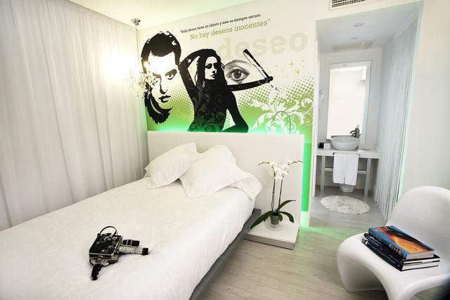 Dormirdcine Madrid kamer