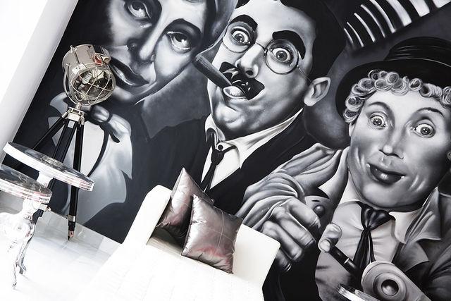 Dormirdcine Madrid kunst