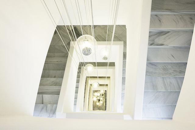 Dormirdcine Madrid trappenhuis