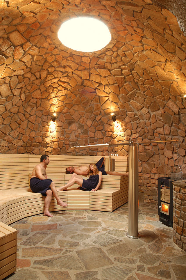 Rondreis Namibie Gochaganas sauna