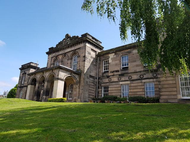 Bibliotheek Perth Schotland