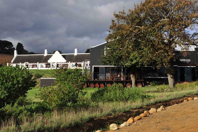 Rondreis Zuid-Afrika Aaldering Lodges Stellenbosch