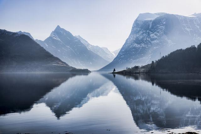 Fjordcruise Ålesund Sunnmøre Noorwegen