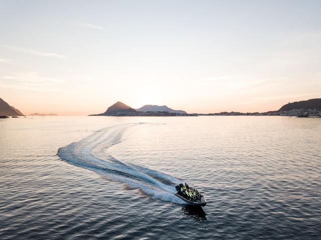 Varen Ålesund Sunnmøre Noorwegen