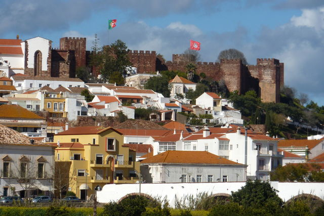Portugal Algarve Silves Castle