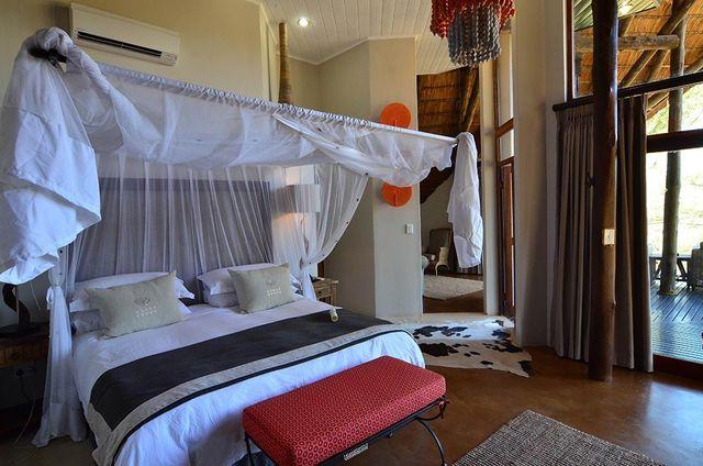 Rondreis Zuid-Afrika Amakoshi Safari Lodge