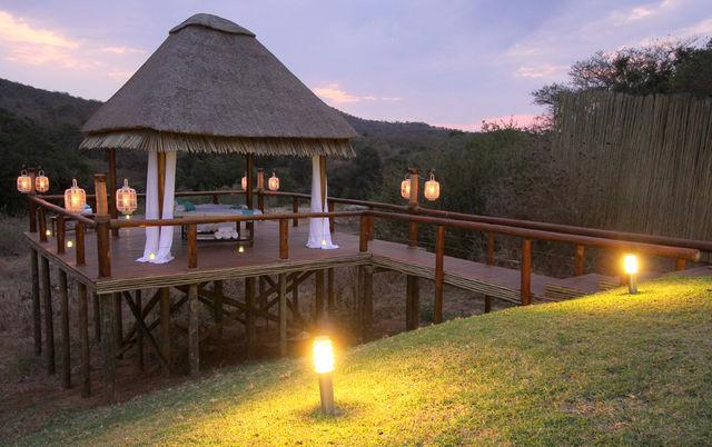 Rondreis Zuid-Afrika Amakoshi Safar Lodge