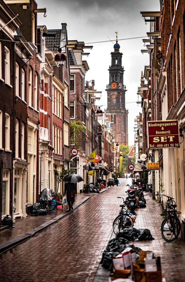 Jordaan Amsterdam Noord-Holland Nederland