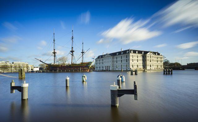 Nationaal Maritiem Museum Amsterdam Noord-Holland Nederland