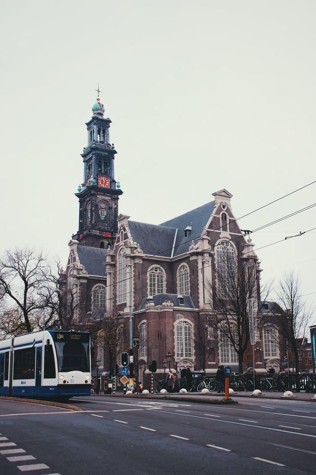 Noorderkerk Amsterdam Noord-Holland Nederland