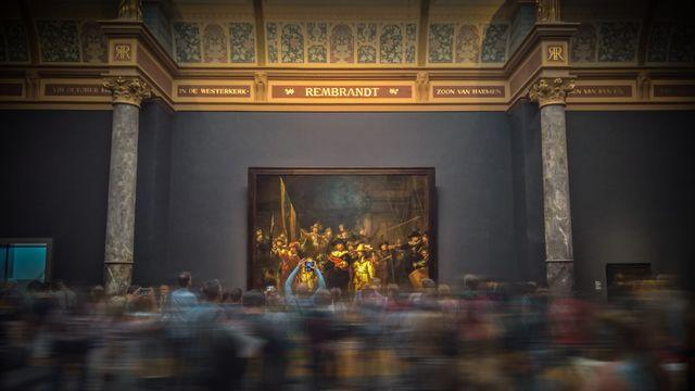 Rijksmuseum Amsterdam Noord-Holland Nederland