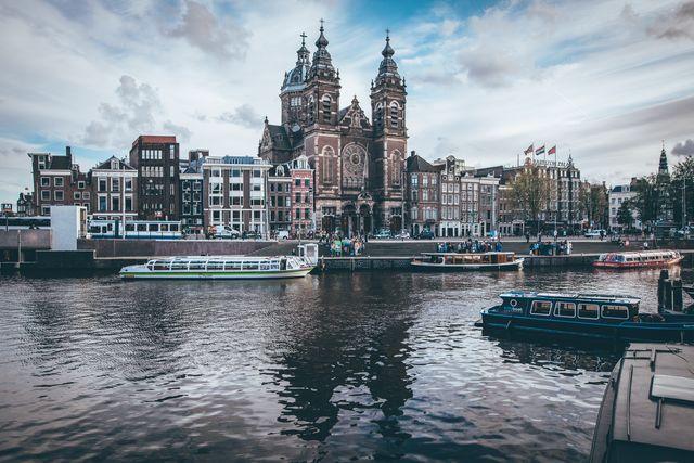 Sint Nicolaaskerk Amsterdam Noord-Holland Nederland