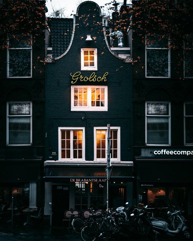 Pub Amsterdam Noord-Holland Nederland