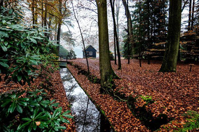 Paleispark Apeldoorn Gelderland Nederland