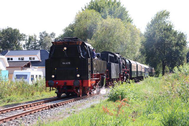 Veluwsche Stoomtrein Apeldoorn Gelderland Nederland