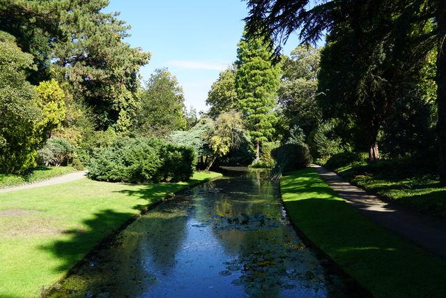 Arboretum Trompenburg Beekje Rotterdam