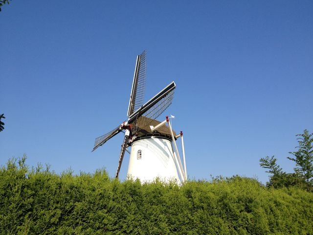 Molen Arnhem Gelderland Nederland