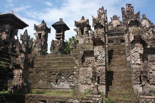 Tempel Pura Beji Bali Indonesië