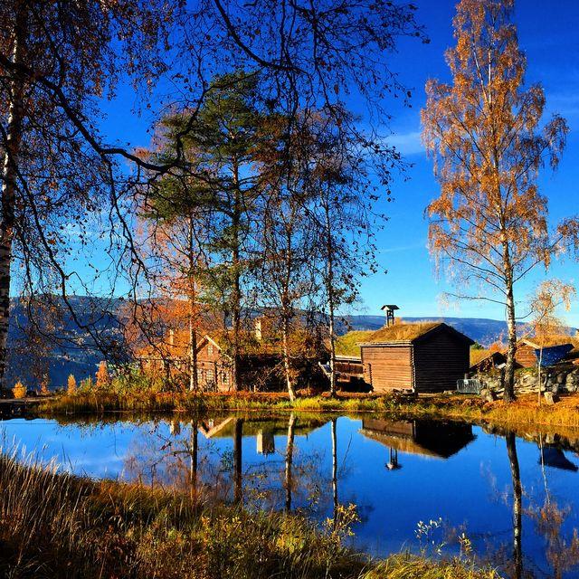 Maihaugen Lillehammer Oppland Noorwegen