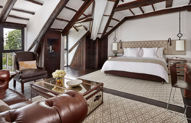 Rondreis Colombia Cundinamarca Bogota Casa Medina junior suite
