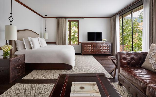 Rondreis Colombia Cundinamarca Bogota Casa Medina nog een junior suite