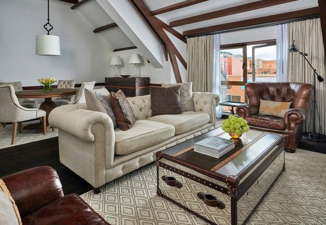 Rondreis Colombia Cundinamarca Bogota Casa Medina een suite