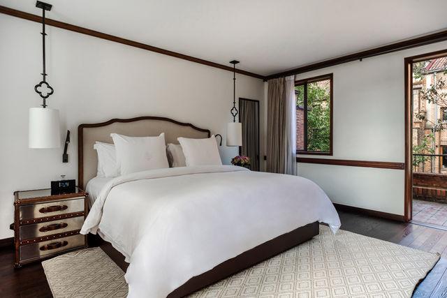 Rondreis Colombia Cundinamarca Bogota Casa Medina 2-persoons slaapkamer