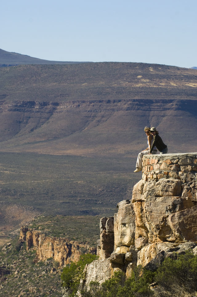 Rondreis Zuid-Afrika, Cederbergen