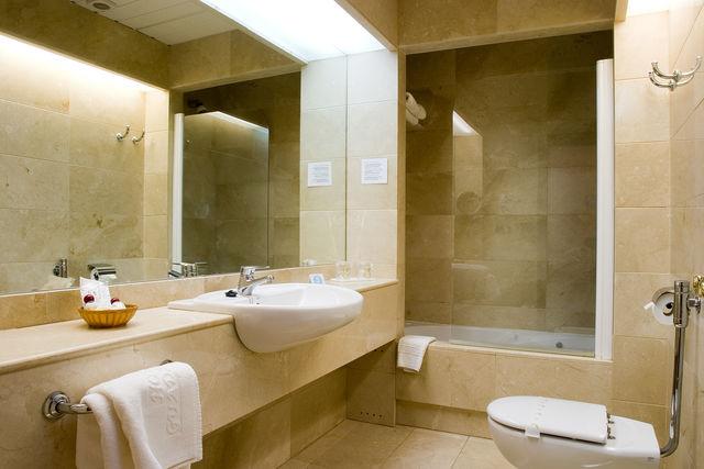 Guadalupe Granada badkamer
